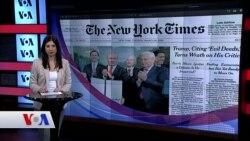 26 Mart Amerikan Basınından Özetler