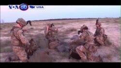 Mỹ, Anh sẽ tổ chức những cuộc diễn tập quân sự chung (VOA60)