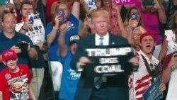 Sapa Dunia VOA: Polling Anjlok, Presiden Trump Tarik Simpati Pendukung