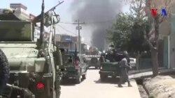 Afghanistan: un centre de formation de sages-femmes attaqué (vidéo)