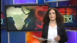 """First French TV Broadcast on """"Washington Forum"""" for the Africa Health Network"""