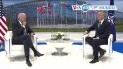 Manchetes mundo 14 Junho: Presidente americano Joe Biden quer que a Europa saiba que os EUA estão ao seu lado