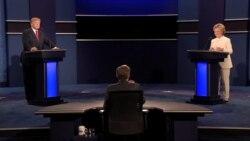 Debate controversial hacia la presidencia