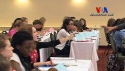 ABD'de Gençler Siyaseti Derste Öğreniyorlar
