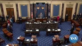 Republican-Led Senate Looms as Trump's Savior