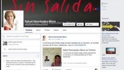 Autoridades aún no confirman si desaparición de Salud Hernández es secuestro