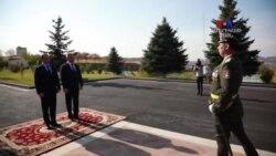 Հայաստան է ժամանել ՌԴ պաշտպանության նախարար, բանակի գեներալ Սերգեյ Շոյգուն