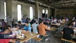 AP o migrantskom životu u Bihaću