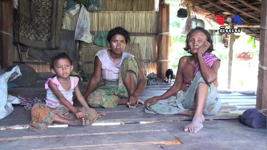 Cambodian Villagers Express Helplessness to Protect Prey Lang Forest
