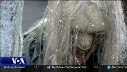 Festa e Halloweeen-it mbledh vizitorë të shumtë në objektet e frikës