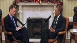 美國總統奧巴馬稱 願與共和黨合作