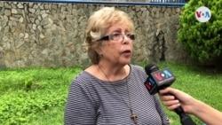 """""""Tengo fe en que le van a dar la libertad"""", mamá de jueza María Lourdes Afiuni"""