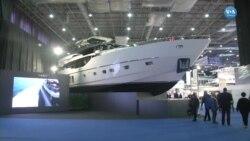 'Avrasya Boat Show' İstanbul'da Başladı