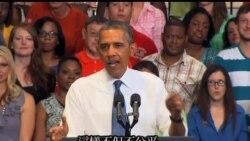 2013-07-31 美國之音視頻新聞: 奧巴馬提出降低企業稅率