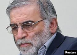 فخری زادے کو جمعے کو تہران کے نواح میں ہلاک کر دیا گیا تھا۔