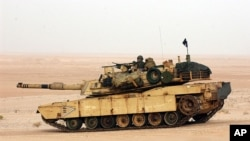 400 άρματα μάχης προσφέρουν οι ΗΠΑ στην Ελλάδα