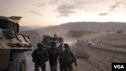Tentara Perancis di Afghanistan (Foto: dok).
