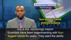 Robots as fast as Cheetahs?