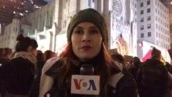 Más de 200 mil personas se unen en NY a Marcha de Mujeres
