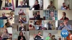 COVID Music in the Age of Coronavirus -- WEB
