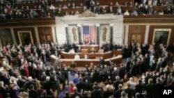 امریکی کانگریس حکومتی اخراجات پر آئین میں ترمیم پر ووٹنگ کرے گی
