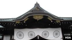 東京靖國神社(資料圖片)