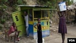 Foto jèn fi ann Ayiti