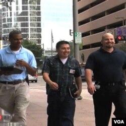 Stanovnici Houstona su medju onima koji su razocarani radom kongresa