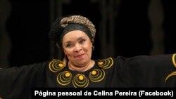 """""""Portugal respira a música cabo-verdiana"""", diz Celina Pereira - 14:00"""