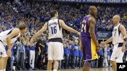 Mavericksi ispratili Lakerse iz doigravanja s 4:0