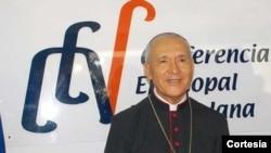 Monseñor Diego Padrón dialoga sobre la situación en Venezuela
