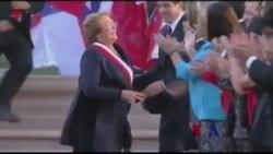 智利疲软经济考验总统改革计划