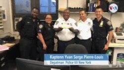 Yvan Serge Pierre-Louis, Kaptèn nan Polis New York, Kwè PNH la Gen Dwa a Sendika