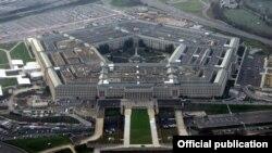 نمایی از ساختمان وزارت دفاع ایالات متحده، پنتاگون
