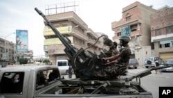 也門薩那街頭