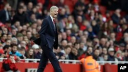 Arsene Wenger yasezeye