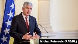 Predsjedavajući Predsjedništva BiH Dragan Čpović, 7. septembar 2017.