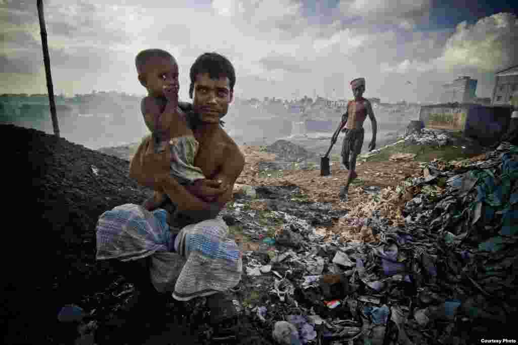 2nd Place Saud A Faisal, Bangladesh 'Born in the Smoke'