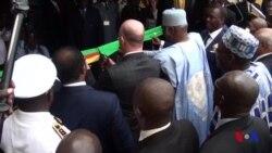 Inauguration d'une base logistique au Cameroun (vidéo)