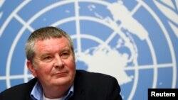مایک رایان، مدیر اجرایی سازمان بهداشت جهانی