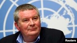 世界衛生組織緊急項目執行主任瑞恩(2019年5月3日)