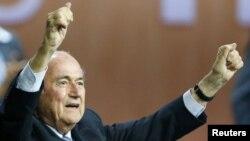 Ông Blatter đã tranh thủ sự ủng hộ có tính chất chiến lược từ các nước Á châu và Phi châu.