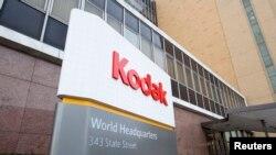 Kodak was once a major employer in Rochester, New York.