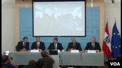 Заседание международной группы по Косово (архивное фото)