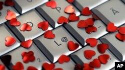 网络社交工具促成浪漫,也带来风险