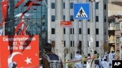 استانبول کې له خونړۍ ځانمرگې حملې وروسته پولیسو نور بمونه موندلي