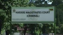 Zimbabwe Prosecutor General Tomana Arrives At Harare Magistrates' Court