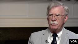 El asesor de Seguridad Ncional, John Bolton, es clave en el papel jugado por el gobierno de EE.UU. respecto a la crisis en Venezuela.