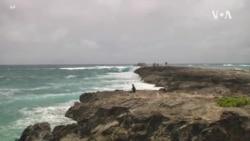 颶風漢娜減弱 道格拉斯颶風威脅夏威夷