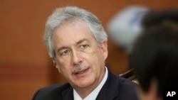 윌리엄 번스 미 국무부 부장관(자료사진)